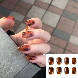 BNIB tortoise nails
